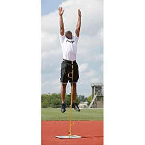 Gill Athletics Vertical Jump Test Mat
