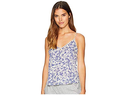 Free People Women's Kora Printed Cami Ivory Combo Small