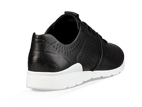 Ugg Mujeres Tye Fashion Sneaker Black 1