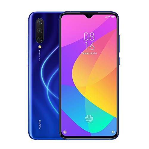 🥇 Xiaomi Mi 9lite 6+128GB 6.39″ 4030mAh MIUI10 Qualcomm Snapdragon 710 32MP+48MP Blue