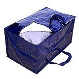 VENO Thick Over-sized Organizer Storage Bag with