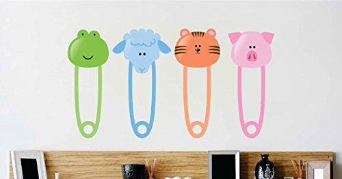 Design With Vinyl Cryst 599 1359 As Seen Baby Safety Pin ...