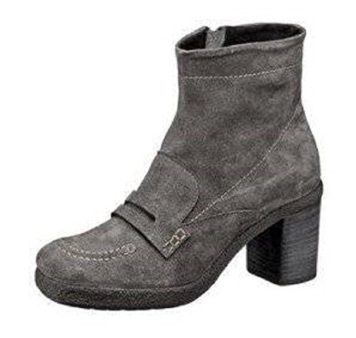 Ankle boot from Suede From KHRIO - Colour Grey Grey