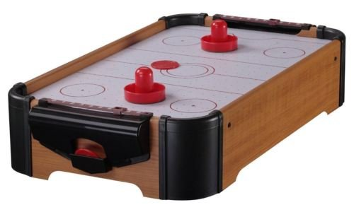 SONIC MINI TABLE TOP AIR HOCKEY GAME KIDS ACTIVITY FUN GAMES SET XMAS GIFTS SONIC®