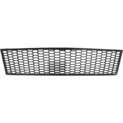 Garage-Pro Front Bumper Grille for BMW 5-SERIES 2011-2016 Center Textured Black with M Package Sedan ()