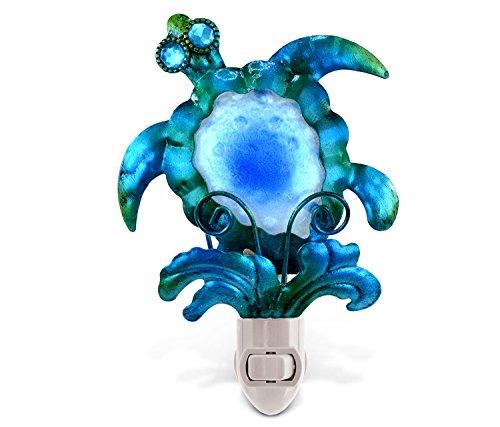 - Puzzled Sea Turtle Night Light