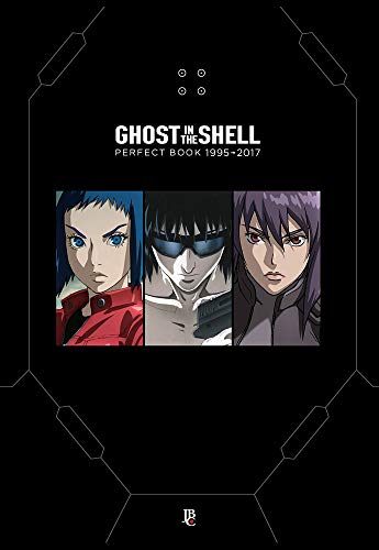 The Ghost in the Shell - Perfect Book