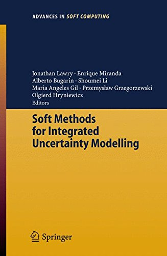 Download Soft Methods for Integrated Uncertainty Modelling (Advances in Intelligent and Soft Computing) pdf