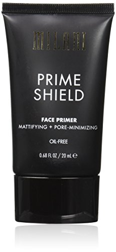 (Milani Prime Shield Mattifying + Pore-Minimizing Face Primer, Transparent, 0.68 Fluid Ounce)