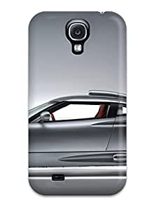 Galaxy S4 Case Cover - Slim Fit Tpu Protector Shock Absorbent Case (vehicles Car)