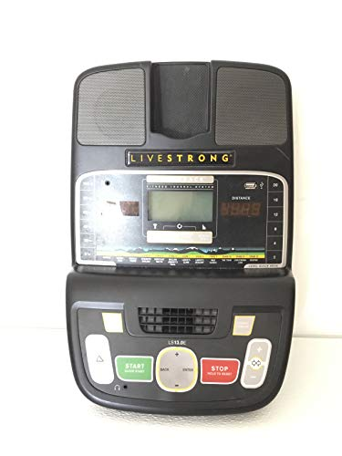 Livestrong Display Console Panel Works LS13.0E EP544 Traditional 2011 Elliptical (Bike Livestrong Upright)
