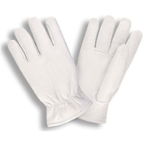 G & F 3031L Premium Goatskin Leather Winter Work Gloves, Driving Gloves, Rayon Lining, Men's Large, 1-Pair ()