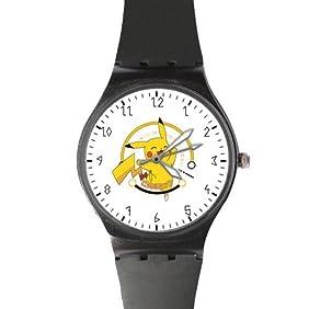 G-Store Custom Japanese Anime Pokemon Pikachu Wrist Watch as a Nice Gift