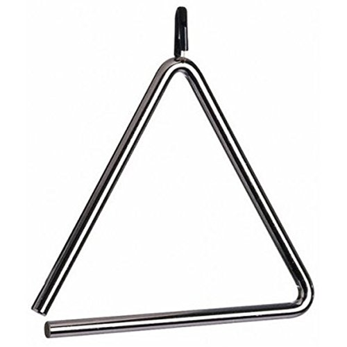 Latin Percussion LPA123 10 Inch Pro Triangle With Striker by Latin Percussion