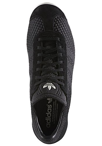 Noir Baskets Basses Gazelle Casbla Homme Negbas Primeknit adidas Negbas wSxUXEwzq