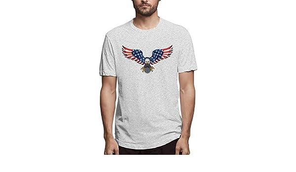 Camiseta Divertida de Manga Corta American Eagle sudorosa para ...