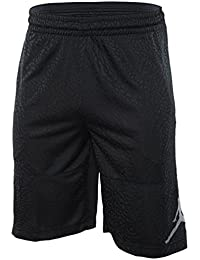 ELE PRINTED BLOCKOUT SHORT ASW mens athletic-shorts 869354