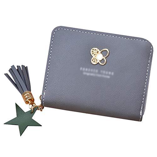 Mini Weiche Leder Geldbörse Münztüte Tasche Schlüssel Beutel für Frauen Männer