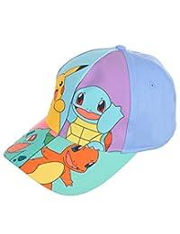 """Pokemon """"Character Cut"""" Baseball Cap"""