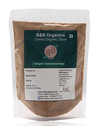 B&B Organics Coriander Seed Powder 5 kg