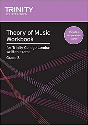 Theory of Music Workbook Grade 3 (Trinity Guildhall Theory ...