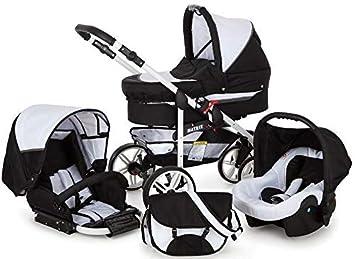 SaintBaby carritos X-Move GO 2in1 3in1 Set cochecito de bebé ...