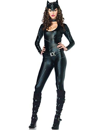 [Feline Femme Fatale Adult Costume - Large] (Femme Fatale Halloween Costume)