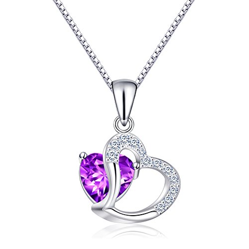 Pendant Necklace Jewelry Sterling Zirconic