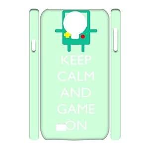 Beemo Adventure Time Customized 3D Cover Case for SamSung Galaxy S4 I9500,custom phone case ygtg589182 WANGJING JINDA