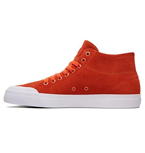 DC Shoes Evan Smith Hi Zero - Chaussures Montantes pour Homme ADYS300423 Rouge - Rust J93UIfXM