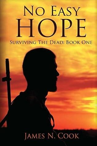 book cover of No Easy Hope