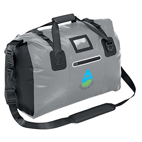 Såk Gear DuffelSak Waterproof Duffel Bag | 40L Gray