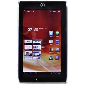 "Acer Iconia Tab A100 Tegra 2 Dual-Core 1GHz 8GB 7"" Capacitive Touchscreen Tablet Android 3.2 (Upgradable to 4.0)"