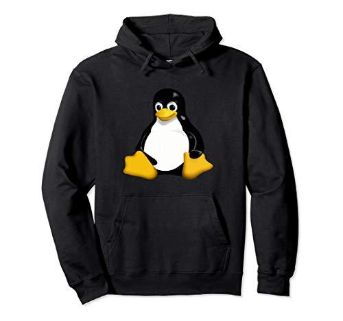 Sweatshirt Tux (Tux Penguin Linux Official Mascot Logo Icon Hoodie)
