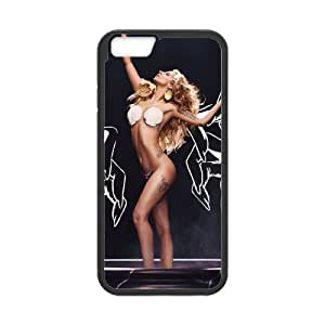 """HXYHTY Cover Shell Phone Case Lady Gaga For iPhone 6 (4.7"""")"""
