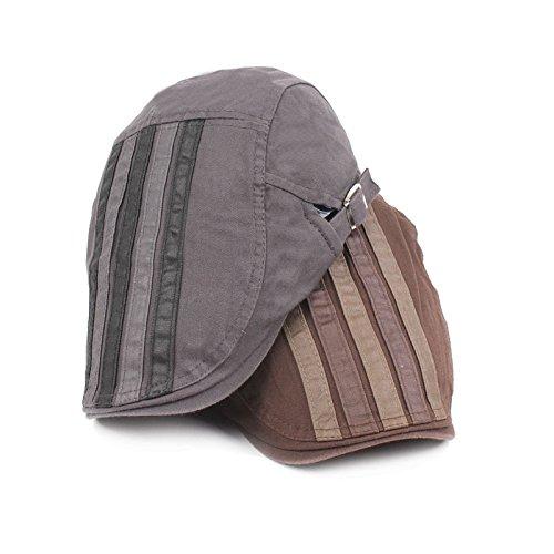 Gespout Sombreros Gorras Boinas Hombres Mujer Hat Flat Cap Invierno Otoño  Lienzo Béisbol Gorros Deportes Viaje Senderismo Marido Cumpleaños Regalo  1pcs 55cm ... 12690fa857c