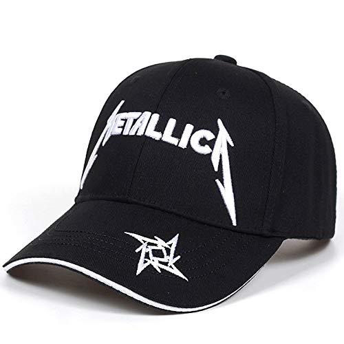 8f5a95dfc89c5 INF Top Selling Gothic Metal Mulisha Baseball Cap Women Hats Fashion Brand  Snapback Caps Men Hip hop Cap Metallica Baseball Caps Black  Amazon.in   Clothing ...