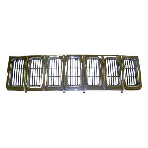 Radiator Grille: