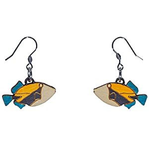 Humu Dangle Earrings