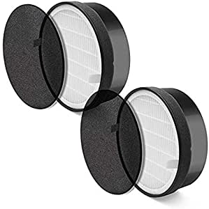 TT WARE HEPA Filter Replacement Compatible with Levoit LV-H132 Air Purifier Replacement Filter