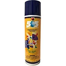 Odif Usa 505 Spray and Fix Temporary Fabric Adhesive 12.4oz