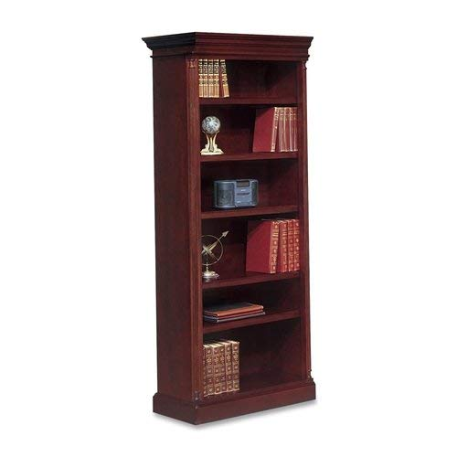 DMI Office Furniture DMI7990118 Bookcase Left Hand Facing, 33-3/4