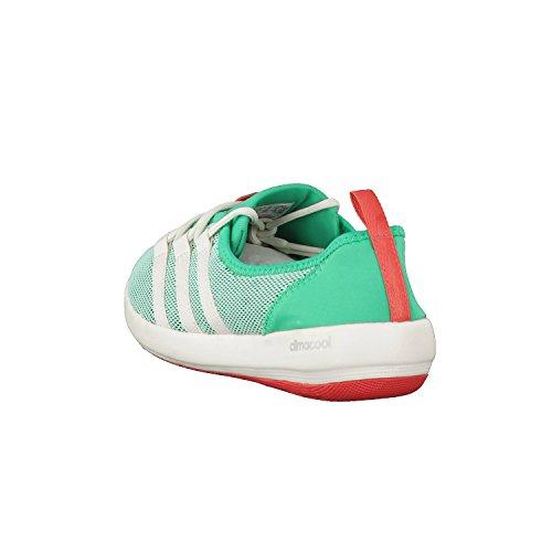 Adidas Terrex Cc Boat Sleek, Botas de Montaña para Mujer, Verde (Verbas/Blatiz/Rostac), 36 EU