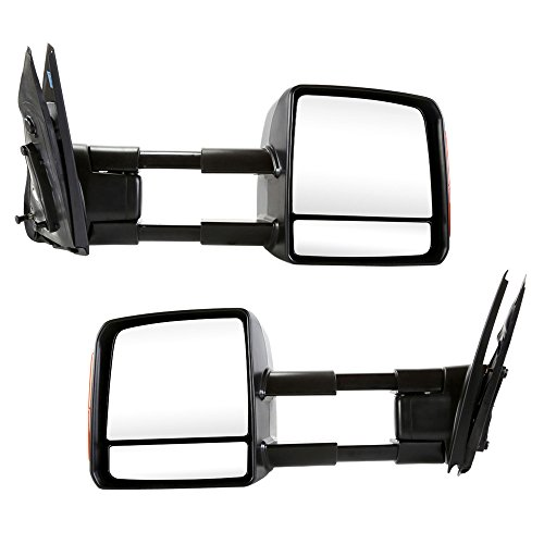 Toyota Tundra Towing Mirrors - 8