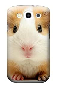 S1619 Cute Guinea Pig Case Cover For Samsung Galaxy S3