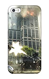 3201993K40724363 Iphone Cover Case - Crysis 2 Gameplay Protective Case Compatibel With Iphone 5/5s