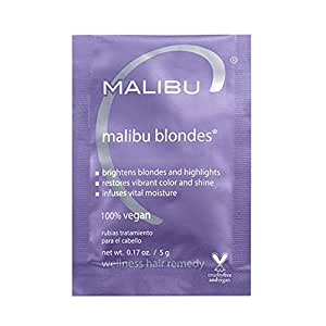 Malibu C Blondes Weekly Brightener 1 Packet