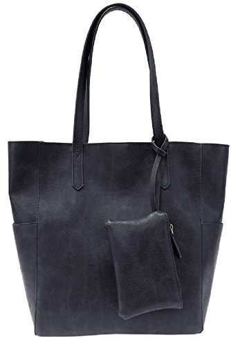 - Joy Susan North South Bella Tote (Indigo)