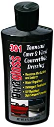 Duragloss 301 Automotive Tonneau Cover and Vinyl Convertible Dressing - 8 oz.