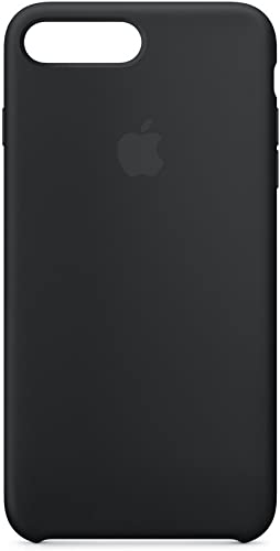 Oferta amazon: Apple Funda Silicone Case (para el iPhone 8 Plus / iPhone 7 Plus) - Negro